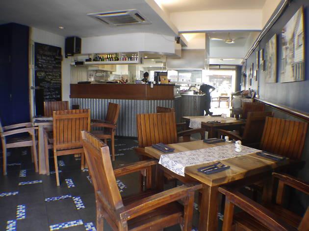 Blue Cow Café