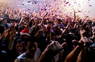 The Pre-ZoukOut Party