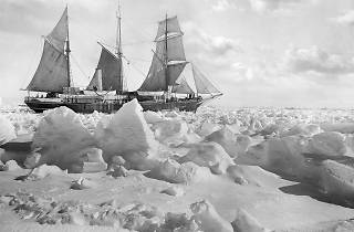 Enduring Eye: The Antarctic Legacy of Sir Ernest Shackleton and Frank Hurley