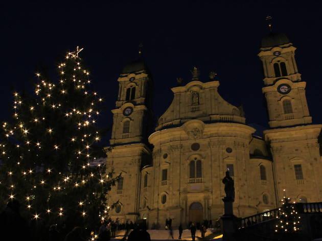 Einsiedeln Christmas Market