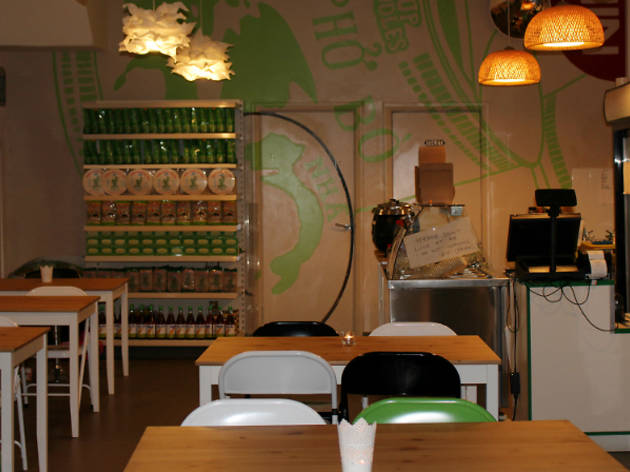 Saigon Foods Vietnamese restaurant Catford 2015