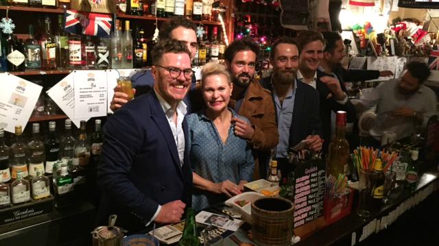 Janets Bar South Ken 2015