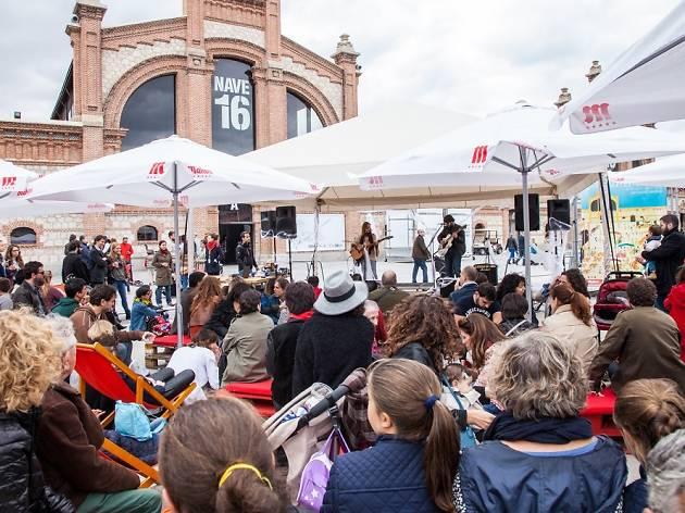 La Plaza en Otoño 2016