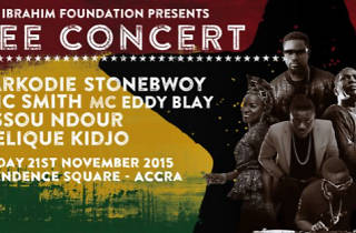 Mo Ibrahim Free Concert