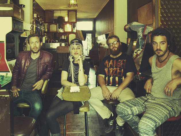 Hiatus Kaiyote interview