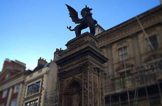 Look Up London Walking Tours: Fleet Street Secrets