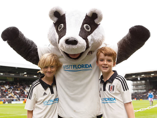 Kids for £1 at Fulham FC