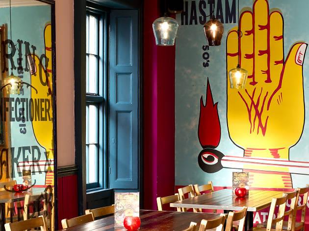 6497542e5fc The Thali Cafe Montpelier | Restaurants in Stokes Croft, Bristol