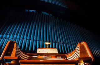Órgano monumental del Auditorio Nacional