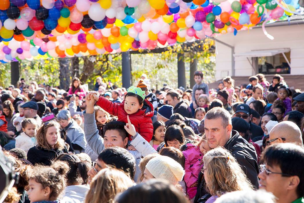 Things to do on New Year's Eve for kids in LA