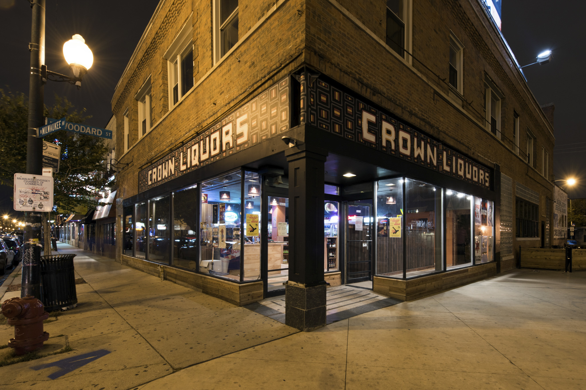 Crown Liquors