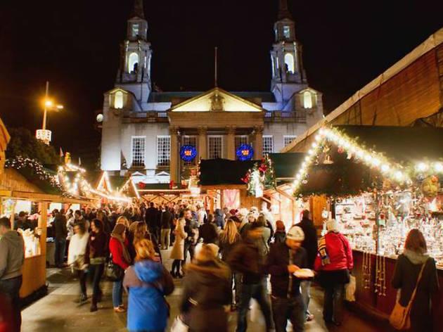Photo of Leeds Christkindelmarkt
