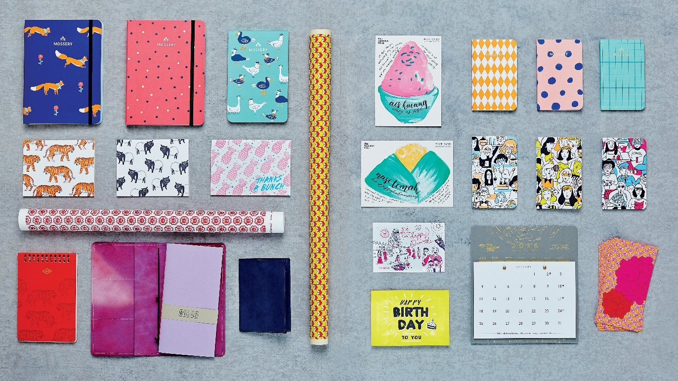 The best stationery brands and shops in KL