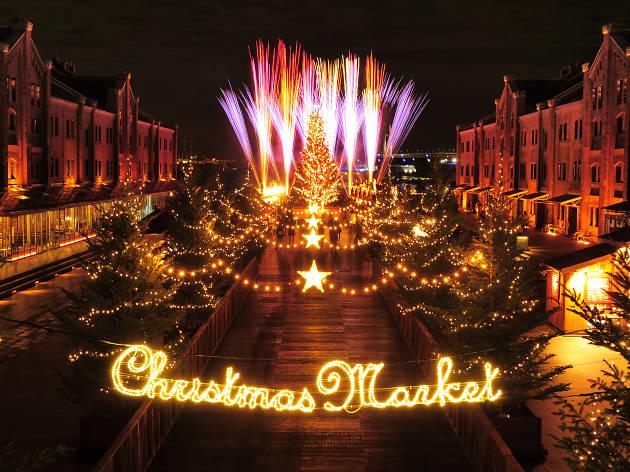赤レンガ クリスマスマーケット