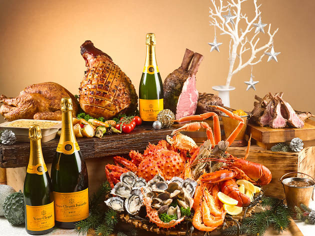 A Pacific Christmas at Pan Pacific Singapore
