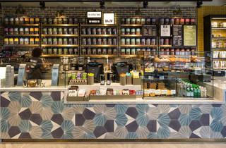 Amanzi Tea cafe Soho 2015