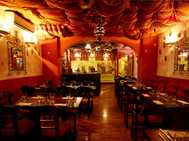 Azou restaurant Ravenscourt Park 2015