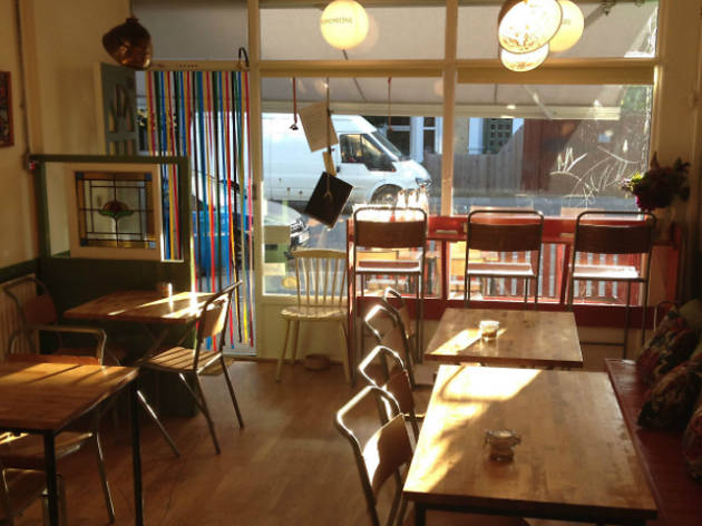 Archibalds cafe Hither Green 2015