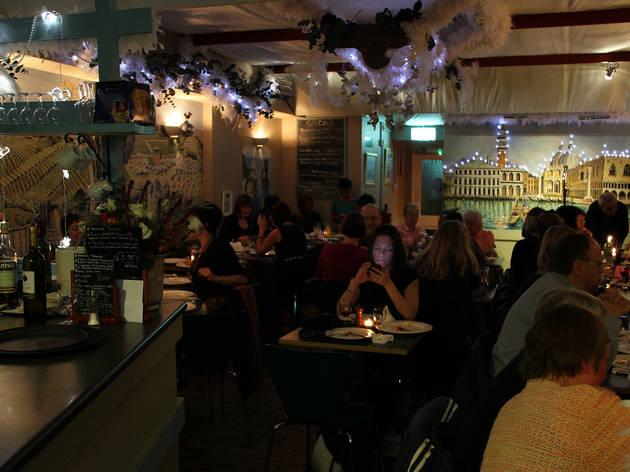 La Pizzeria Italiana Catford 2015