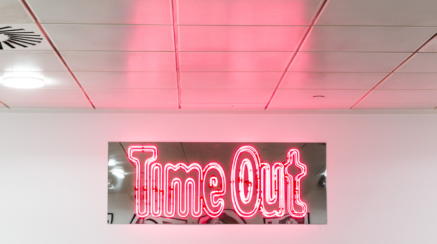 Time Out London office