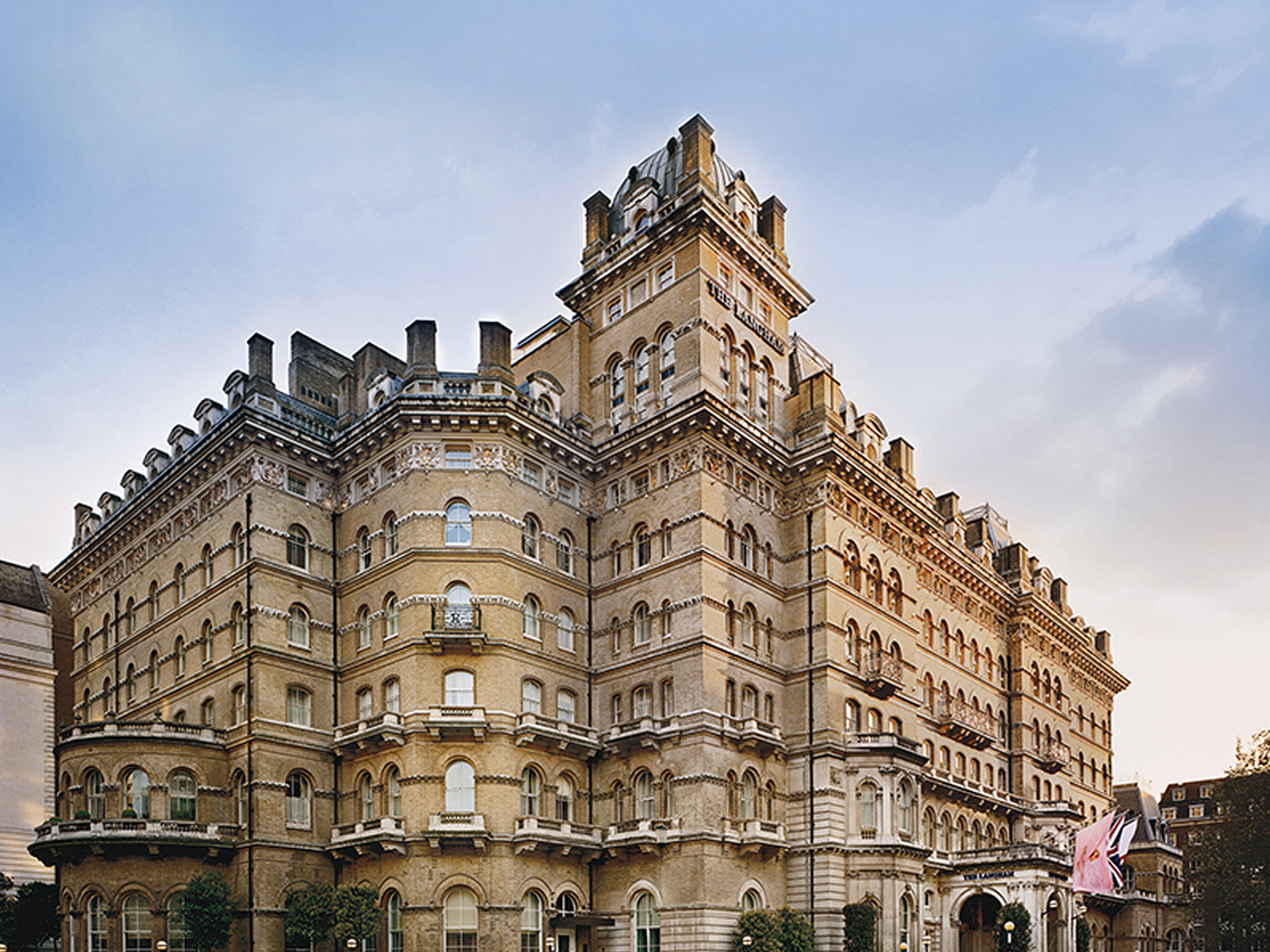 Christmas shopping giveway: The Langham