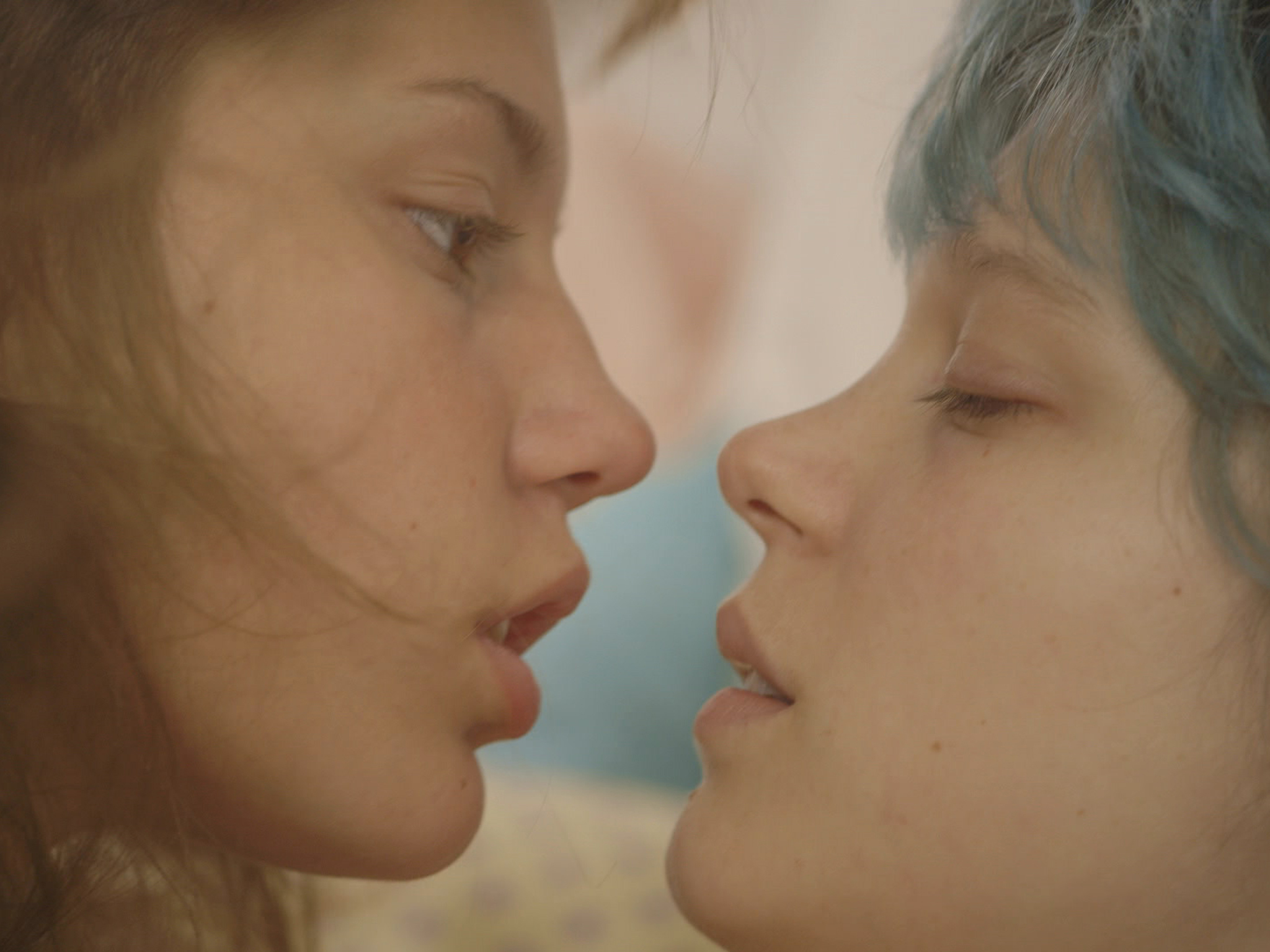 The best gay and lesbian movies, LGBT films, Blue is the Warmest Colour
