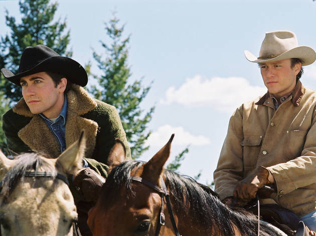 The best gay and lesbian movies, LGBT films, Brokeback Mountain