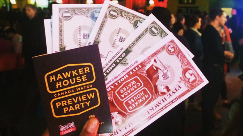 Hawker House preview party