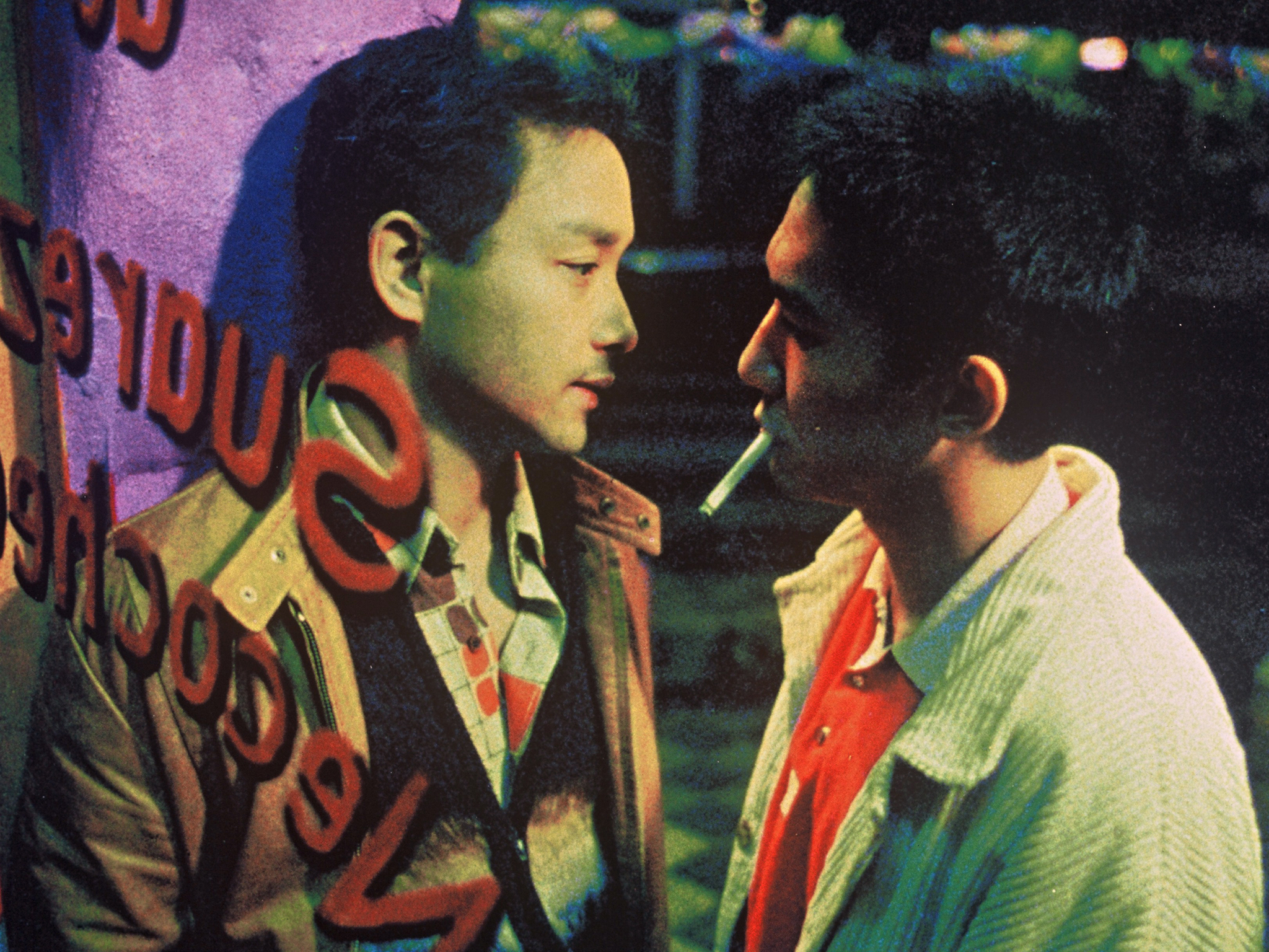 The best gay and lesbian movies, LGBT films, Happy Together