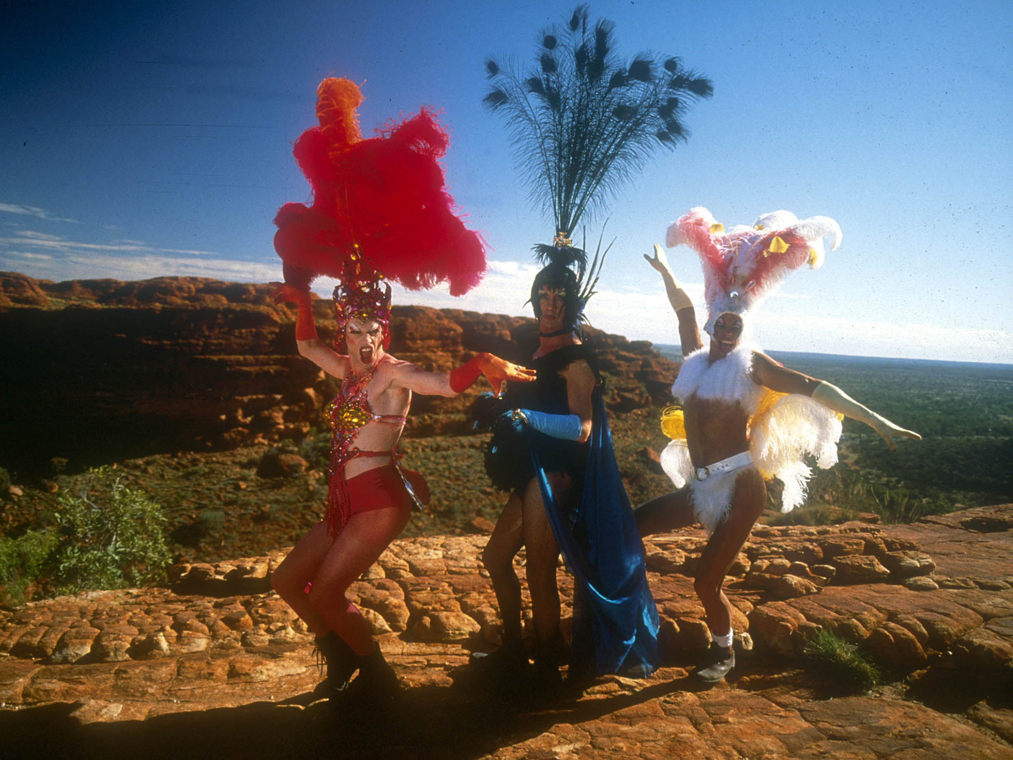 The best gay and lesbian movies, LGBT films, The Adventures of Priscilla Queen of the Desert