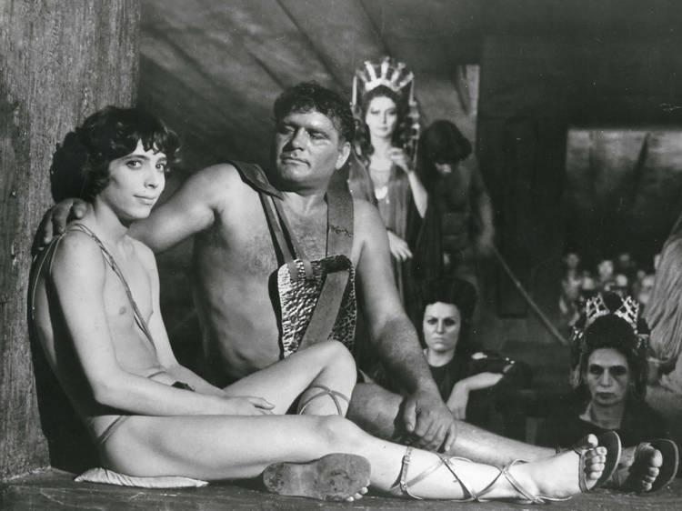 Fellini-Satyricon (1969)