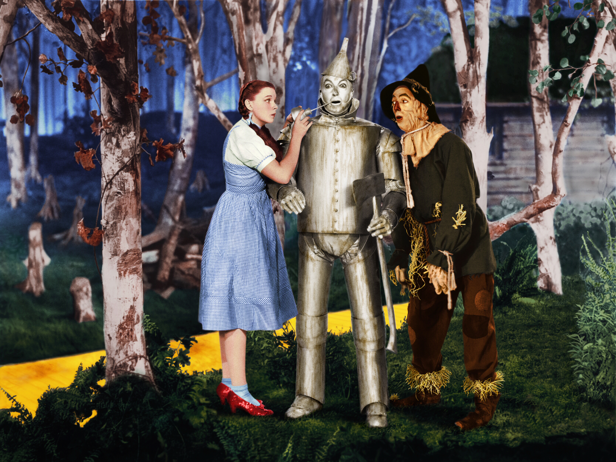 The best gay and lesbian movies, LGBT films, The Wizard of Oz