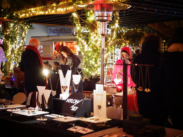 Shoreditch Christmas Market & Winter Gathering