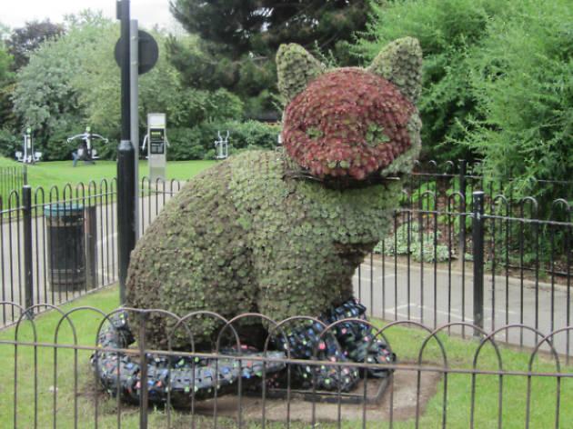 Whittington Park Archway 2015