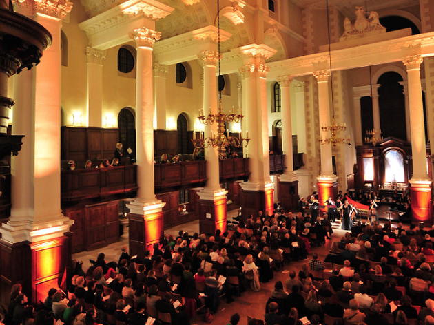 Carols by Candlelight in aid of ChildLine
