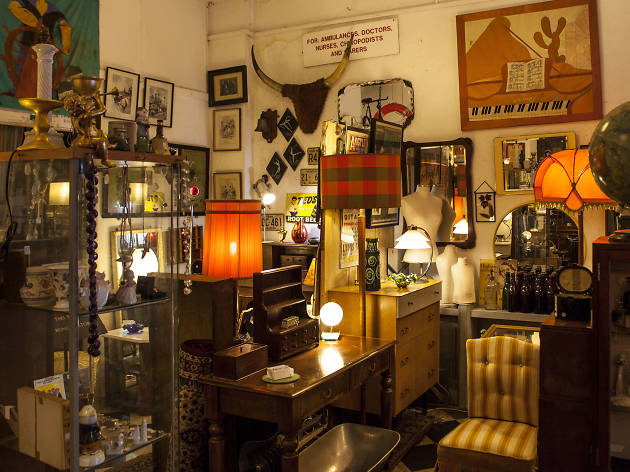 the 100 best shops in London: Oh La La Antiques