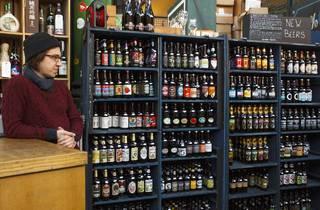 100 best shops London: Uto beer