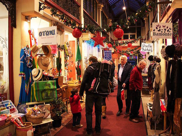 Clifton Arcade Christmas Fair