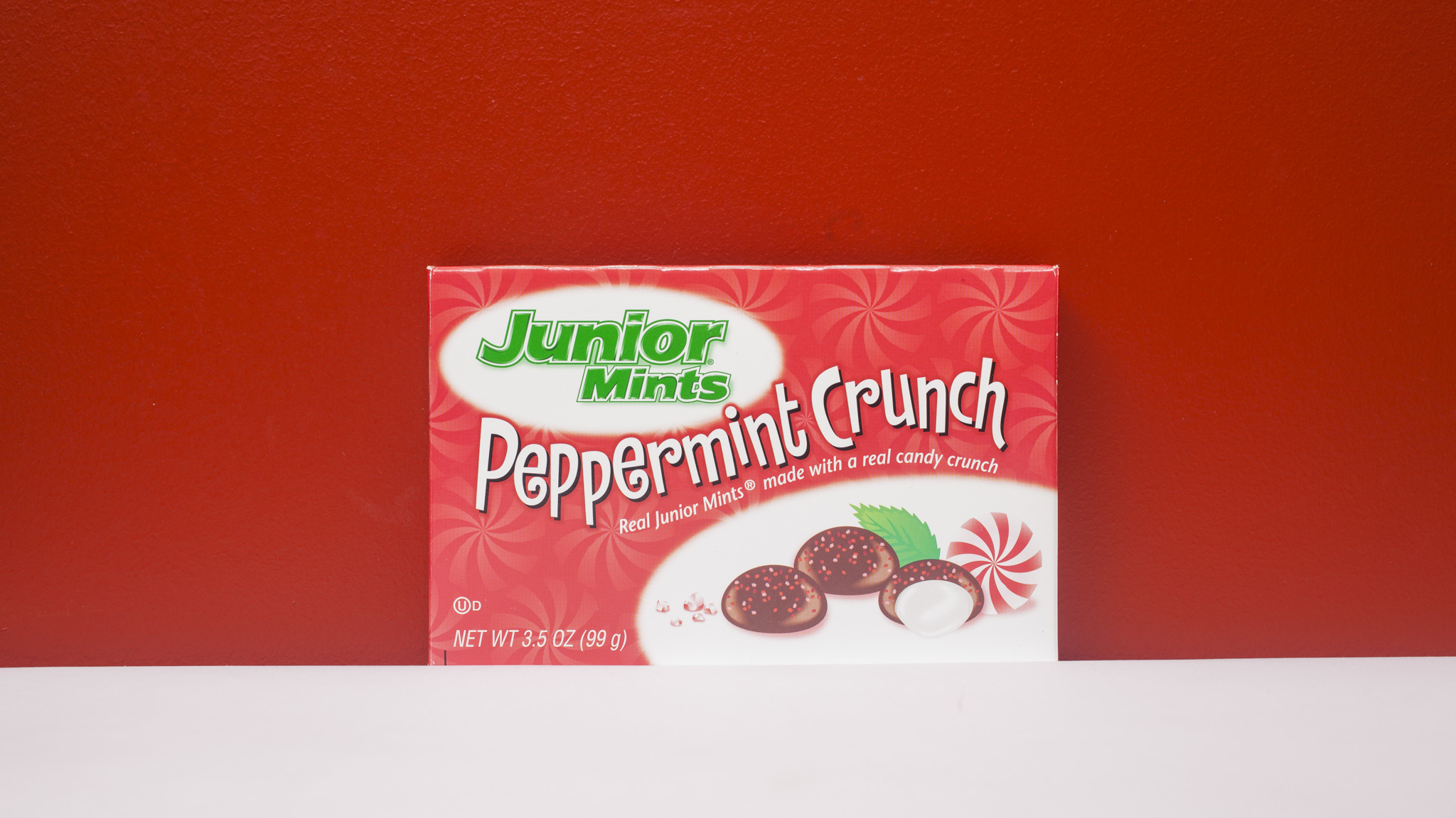 Junior Mint peppermint crunch