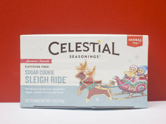 Celestial Seasonings sugar cookie tea