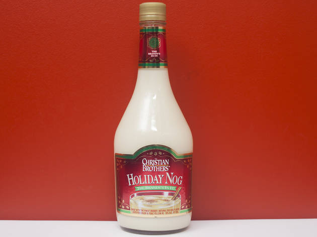 The Christian Brothers Holiday Nog