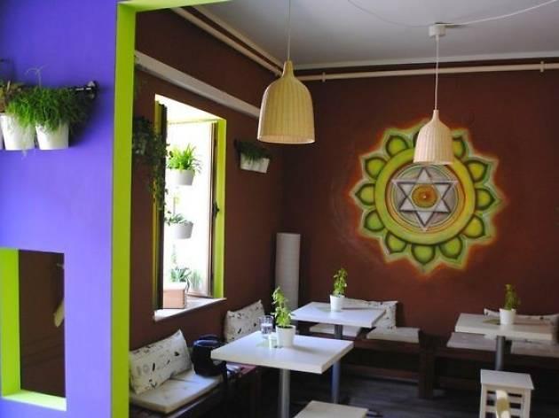 Shanti, restaurant, vegan, Pula, healthy