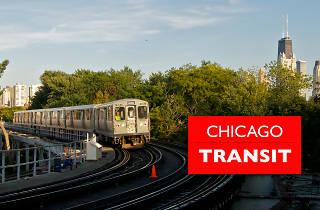 Chicago CTA Train 2