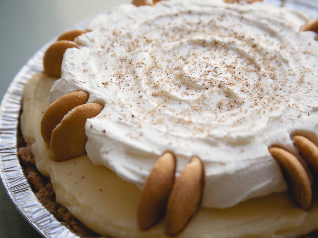 Banana cream pie from Pies & Thighs