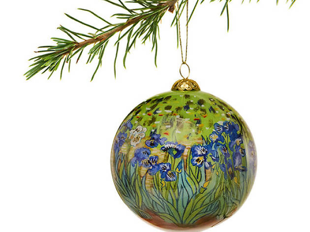 Venetian Christmas Ornaments
