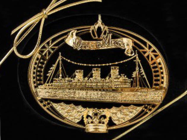 The Queen Mary Ornament