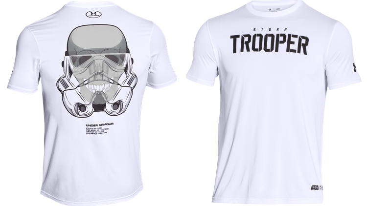 Star Wars: The Imperial Collection by Under Armour