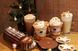 Costa Coffee celebrates Christmas