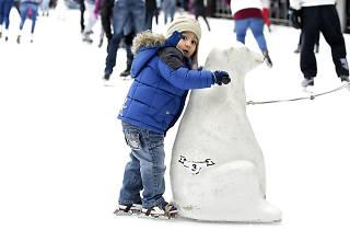 Margarethen Ice Rink Basel