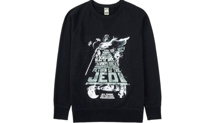 Uniqlo x Star Wars collection
